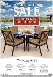 day sale today u0027s patio furniture and decor san diego ca