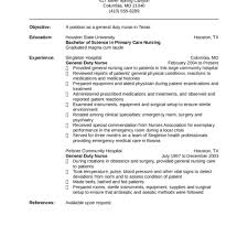 free nursing resume templates free resumes paso evolist co