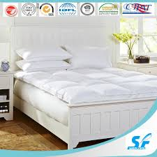 Feather Bed Topper King Size Feather Mattress Topper Mattress