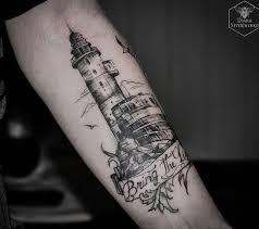 Lighthouse Tattoo Ideas 30 Lighthouse Tattoo Ideas Tatoos Tattoo And Tatoo
