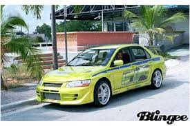 fast and furious evo mitsubishi evo vii from 2 fast 2 furious picture 51592544 blingee com