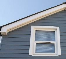 Plastic Shiplap Cladding Fortex Exterior Cladding Shiplap Weatherboard Plank Render