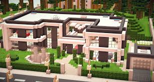 minecraft modern house 011 hd download youtube