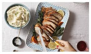 talk turkey blue apron