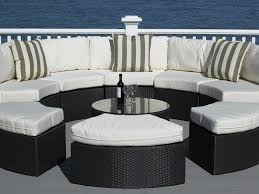 Best Patio Furniture Material - patio 36 outdoor dining table fire pit with round patio table