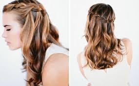 Einfache Frisuren Selber Machen Offene Haare by 40 Einfache Frisuren Für Lange Haare Archzine