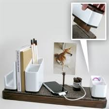 Cable Organizer Desk Loving This New Desk Cable Organizer From Kaiju Studios Made Of
