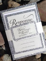 wedding invitations glitter glitter wedding invitations marialonghi