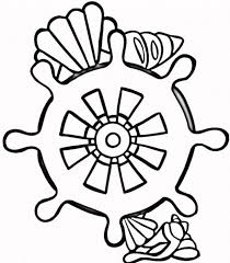 shells coloring pages hd printable coloring pages coloring home