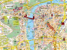 vienna travel guide best 25 prague tourist map ideas on pinterest interrail map