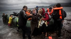 Seeking Hell Bad Weather Spells Hell For Migrants Neos Kosmos