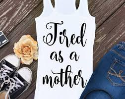 The Gallery For Gt Exhausted Mom Meme - mom svg etsy