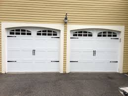 Overhead Door Garage Door Openers by Model 4216 In White With Optional Sherwood Window Inserts Chi