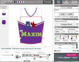 design jersey basketball online online sportswear design software customizing game uniform is now