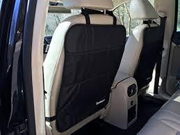 housse de protection siege voiture àbord protection dossier siège voiture lot de 2 protèges