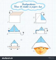 origami origami hat for pets steps with pictures paper chef hat