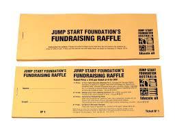 raffle tickets 09 educational charity budget raffle tickets
