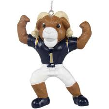 los angeles rams decorations gift bags ornaments