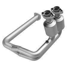 2001 jeep wrangler exhaust system magnaflow jeep wrangler 4 0l with lev specification with lev1