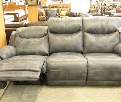 Double Reclining Sofa by Southern Motion Double Reclining Sofa With Reclining Headrest