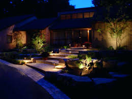 outdoor low voltage landscape lighting kits led landscape path