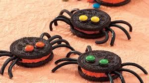Bat Biscuits For Halloween by Spooky Halloween Cookies Bettycrocker Com