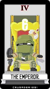 pacifica siege crusader1291 tarot card of rainbow six siege version 04 the r6
