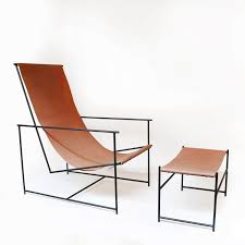 Sling Ottoman Sling Chair Ottoman Furniture Pinterest Ottomans