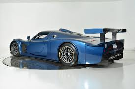 maserati supercar ultra rare maserati mc12 corsa for sale gtspirit