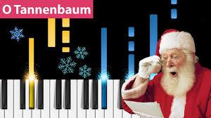 o tannenbaum o christmas tree piano tutorial how to play o