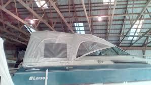 1988 larson dc250 delta sport cabin cruiser aqua mania