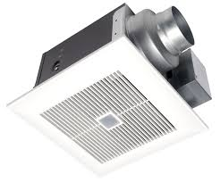 wall mounted ceiling fans interior panasonic inline fan panasonic wall mount bathroom fan