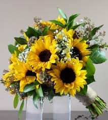 go flowers vintage sunflower collection bridal flowers to go