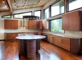 compare three modern custom home kitchen designs