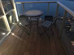 ipe versus cedar for condo balcony flooring