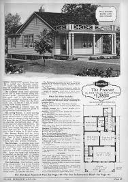 House Specs Sears Homes 1927 1932