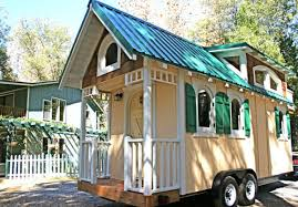 chalet homes cozy chalet tiny house on wheels by molecule tiny homes