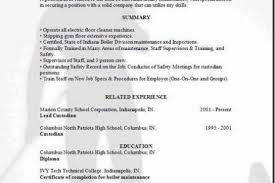 Custodian Resume Template Cheap Term Paper Editing Website Au Essays On Climate Change A