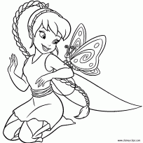 beautiful fairy coloring pages cartoon fairy disney fairy fawn