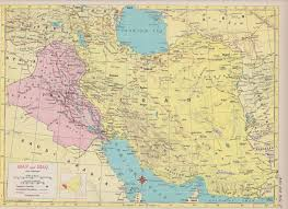 Map Of Turkey And Syria by 50 Off Estate Sale Vintage Map Art Turkey Syria Lebanon