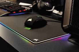 amazon black friday corsair lux mm800 rgb polaris gaming mouse pad
