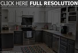 two colour kitchen cabinets two tone cabinets in kitchen maxbremer decoration