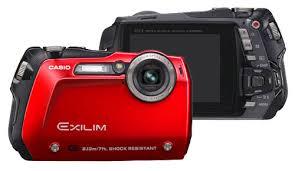 Rugged Design Casio Exilim Ex G1 Rugged Compact Camera Dandy Gadget