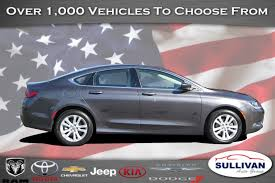 2015 chrysler jeep pre owned 2015 chrysler 200 limited 4d sedan in yuba city
