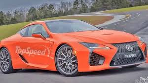 top speed of lexus lf lc the 600 hp lexus lc f in molten pearl youtube