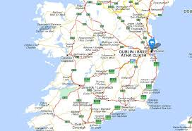 printable road maps printable map of ireland road map of printable map ireland age