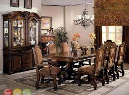 Wonderful Dining Room Table Seats  Which Will Seat People Leaves - Fancy dining room sets
