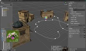 android engine bonzai engine a 3d engine and tools for windows mac linux
