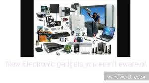 New Electronic Gadgets by New Electronic Gadgets You Aren U0027t Aware Of Youtube
