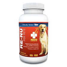 Joint Comfort Dietary Supplement Re Nu For Pets Redd Remedies